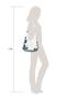 Фото 5 Кожаная сумка №26, Игра теней белая в Интернет-магазине UNIQUE U