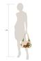 Фото 6 Кожаная женская сумка №33, Маки в интернет-магазине Unique U