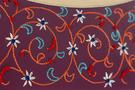 Фото 4 КОЖАНАЯ женская СУМКА №33, Изник, фиолетовая в Интернет-магазине UNIQUE U
