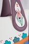 Фото 5 КОЖАНАЯ женская СУМКА №33, Изник, фиолетовая в Интернет-магазине UNIQUE U