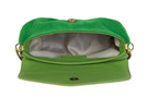 Фото 5 Кожаная сумка №34, Хохлома, зелёная в интернет-магазине Unique U