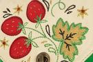Фото 3 Кожаная сумка №31, Хохлома, зелёная в интернет-магазине Unique U