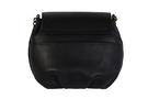 Фото 4 Кожаная женская сумка №31, Хохлома, чёрная в интернет-магазине Unique U