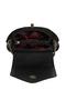 Фото 5 Кожаная женская сумка №31, Хохлома, чёрная в интернет-магазине Unique U