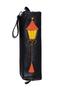 Фото 1 Кожаная ключница №2, Фонарь чёрно-оранжевый в Интернет-магазине UNIQUE U