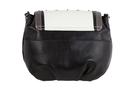 Фото 4 Кожаная сумка №31, Мак, чёрная в интернет-магазине Unique U