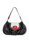 Фото 1 Кожаная сумка №38, Мак, чёрная в интернет-магазине Unique U