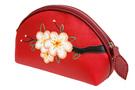 Фото 3 Кожаная сумка №45, Сакура, красный в интернет-магазине Unique U