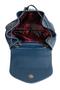 Фото 5 Кожаный женский рюкзак №47, Зима, синий в интернет-магазине Unique U