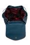 Фото 4 Кожаный рюкзак №47, Румба синий в интернет-магазине Unique U
