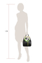 Фото 7 Кожаный женский рюкзак №47, Панда, чёрный в интернет-магазине Unique U
