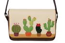 Фото 3 Кожаная сумка №48, Цветы на окошке в интернет-магазине Unique U