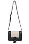 Кожаная женская сумка №48 Оксфорд чёрная  в интернет-магазине Unique U дизайнера Елены Юдкевич Фото 2