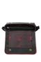 Кожаная женская сумка №48 МАК чёрная  в интернет-магазине Unique U дизайнера Елены Юдкевич Фото 6