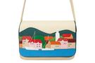 Кожаная женская сумка №48 Хорватия  в интернет-магазине Unique U дизайнера Елены Юдкевич Фото 3