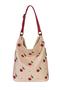женская сумка кожаная  м.53