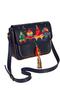 Кожаная женская сумка м.54
