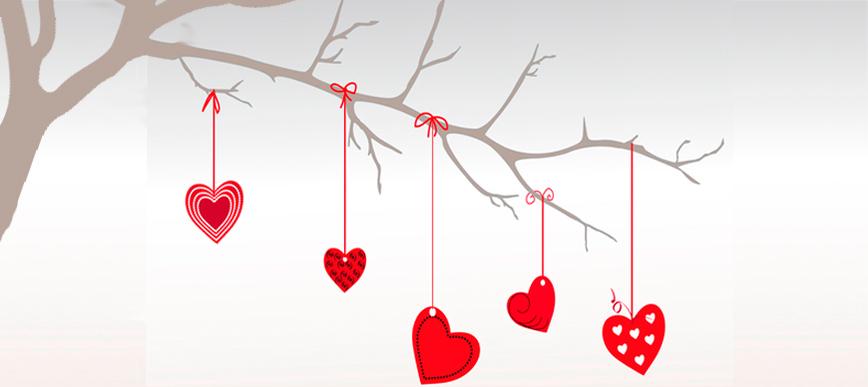 акция для влюбленных